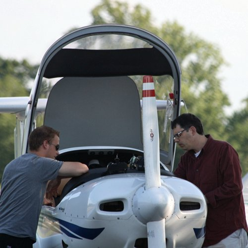 Fly a Plane in New Jersey