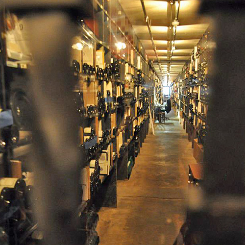Wine Cellar on a New Orleans food tour