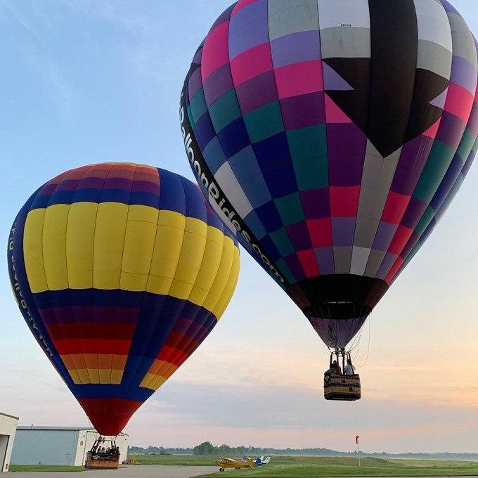 Share A Balloon Ride
