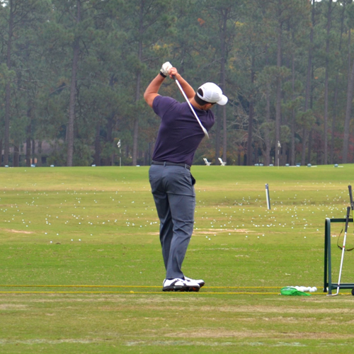 Golf Lesson with a PGA Pro at Virginia Golf Center & Old Hickory Golf Club