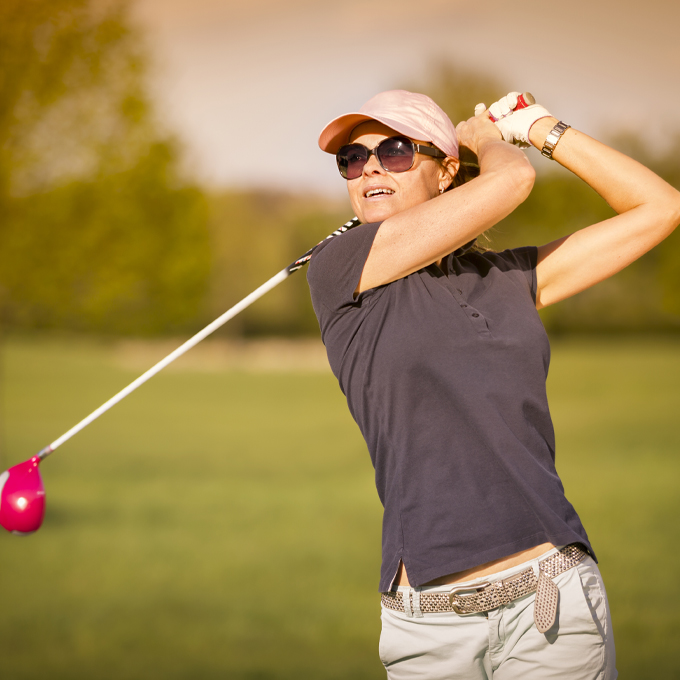 Golf Lesson with a PGA Pro at StoneWater Golf Club