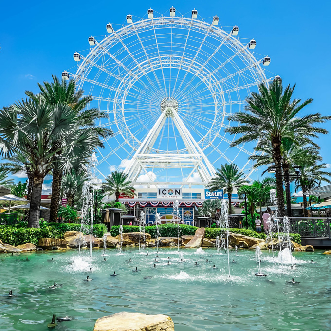 Ride The Wheel at ICON Park