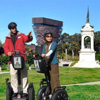 Private Segway Tour of San Fran