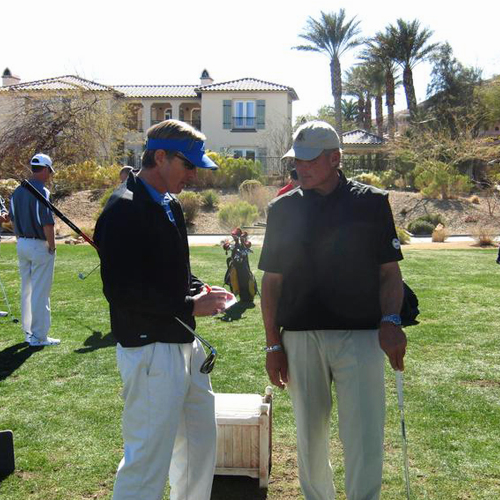 Golf Lesson With PGA Pro Tom Leese