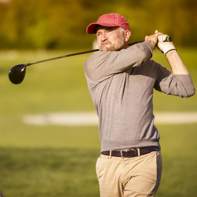Golf Lesson at Mayfair Country Club in Sanford, FL