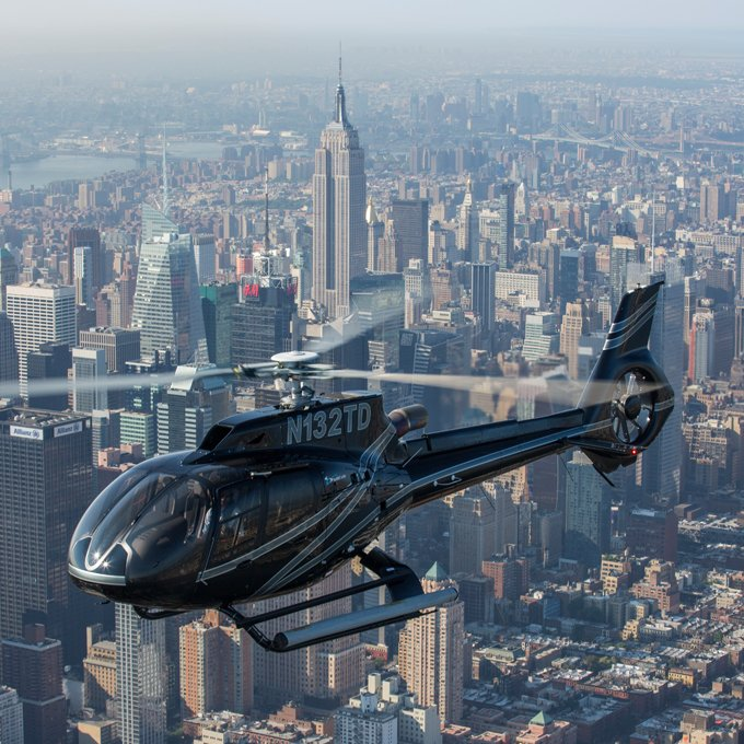 Deluxe New York Helicopter Tour in Manhattan, NY