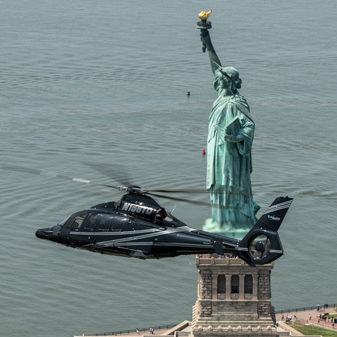 New York City Skyline Helicopter Tour