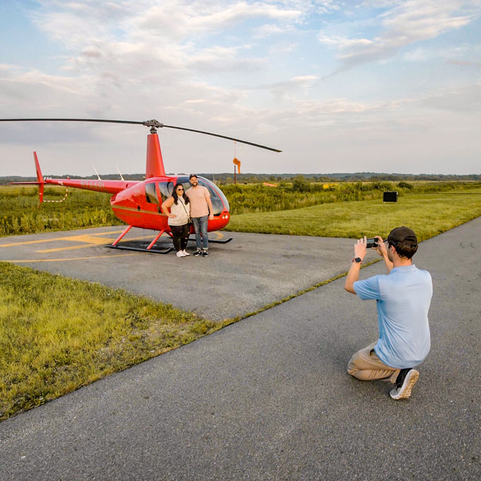 Helicopter Tour for 2