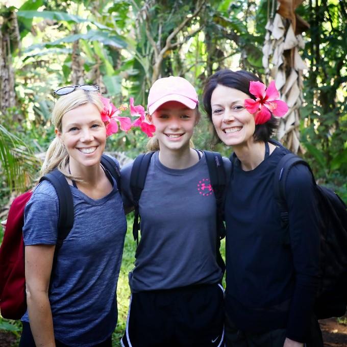 Explore Maui's waterfalls