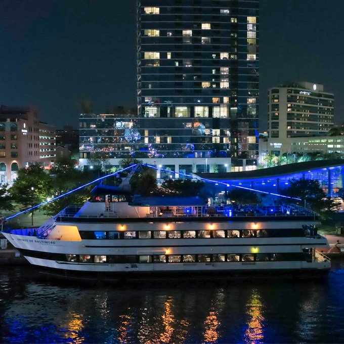 Dining Cruise in Baltimore, MD