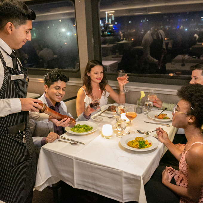 Boston Dinner Cruise