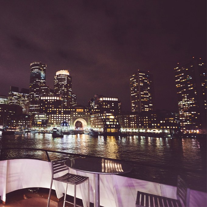Boston Celebration Deck