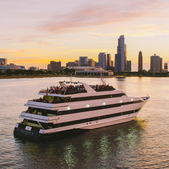 Lake Michigan Dinner Cruise