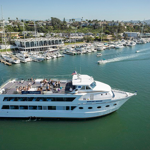 Los Angeles Live DJ Cruise
