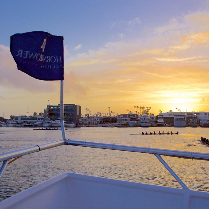 Summer Cruise in Marina del Rey and Newport Beach