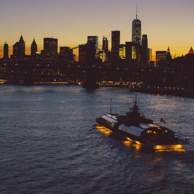 Dinner Cruise from New York