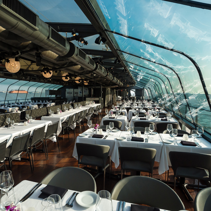Gourmet Lunch Cruise from New York