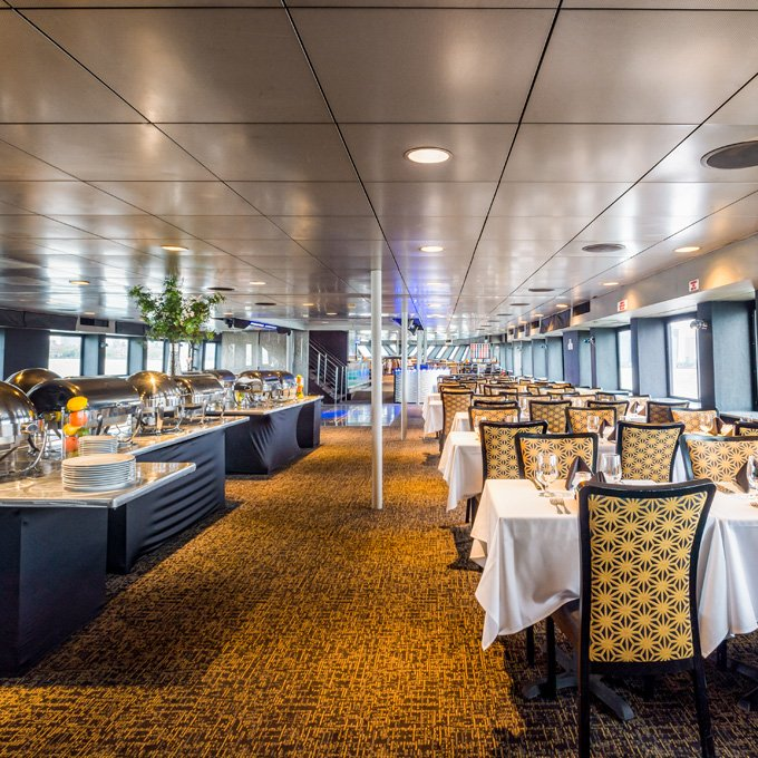 Dinner Cruise from New Jersey
