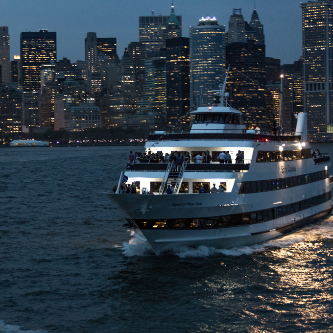 Romantic New York Dinner Cruise