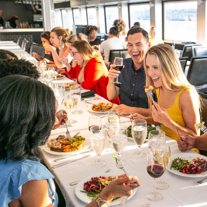 Dine on the Water