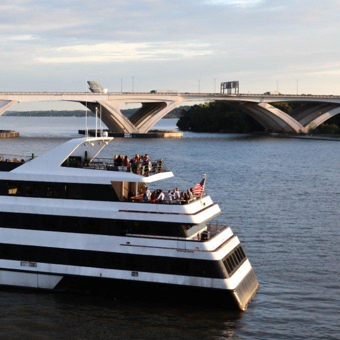 Bottomless Mimosas on a Luxury Yacht