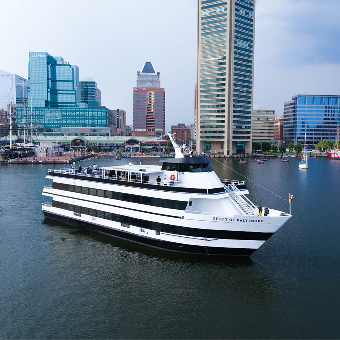 See Baltimore from the Water