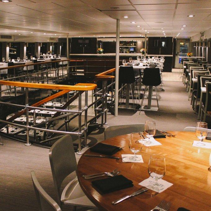Dinning Room Dinner Cruise Boston