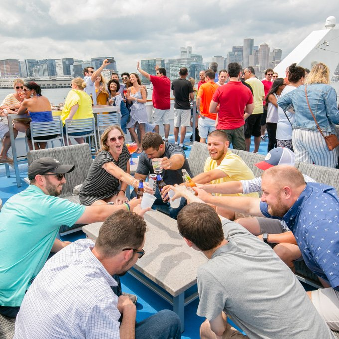 Lunch Cruise in Boston
