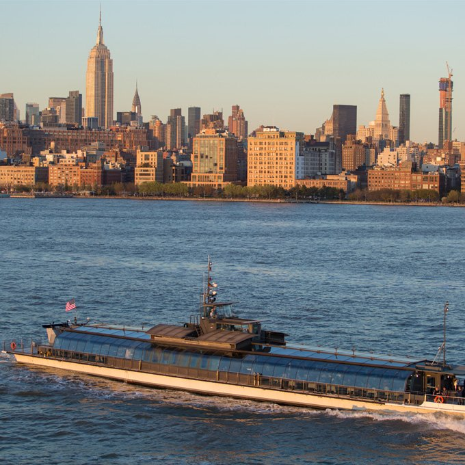 See New York from the Water