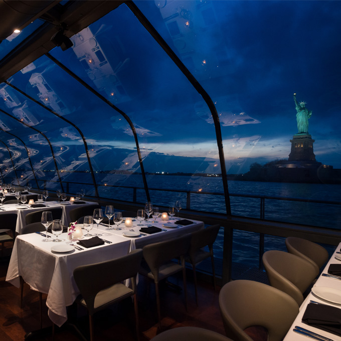 Gourmet Dinner Cruise in New York