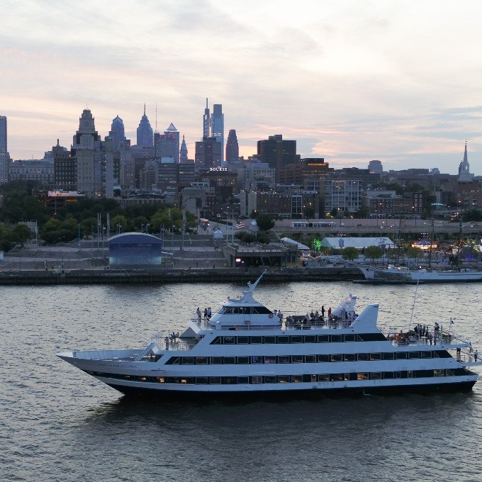 See Philadelphia from the Water