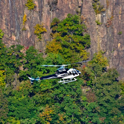 Scenic Hudson Valley Helicopter Tour from Westchester, NY