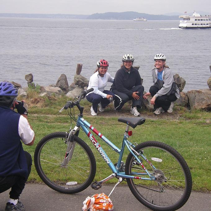 Seattle Bike Tour