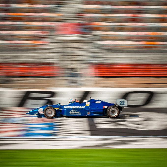 Ride in an Indy Car at Kansas Speedway