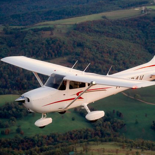 Learn to Fly a Plane in Columbus, IN