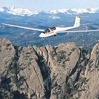 Scenic Glider Ride in Denver