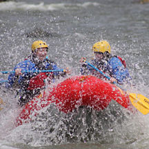 Whitewater Rafting in New Mexico