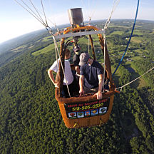 Private Hot Air Balloon Ride in Albany, NY