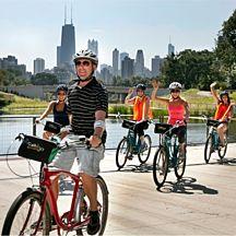 Chicago Lakefront Bike Tour