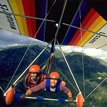 Tandem Hang Gliding in Los Angeles