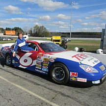 Stock Car Ride Along at Thompson Speedway