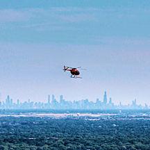 Soar Over Chicago