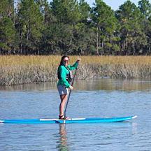 Paddleboard in Charleston