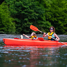 Lake Tugaloo Kayak Tour Chattooga River SC