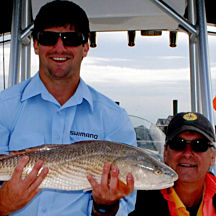 Private Fishing Charter in Charleston