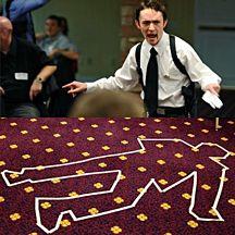 Murder Mystery Dinner Show in Birmingham