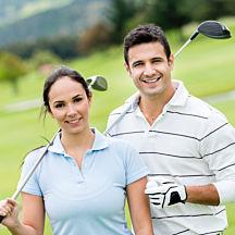 Couples Golf Lesson