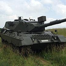 Drive a German Leopard Tank near San Antonio