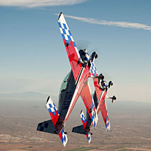 Aerobatic Thrill Ride in an Extra 300L Aircraft