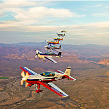 Air Combat Flying Experience in Arizona
